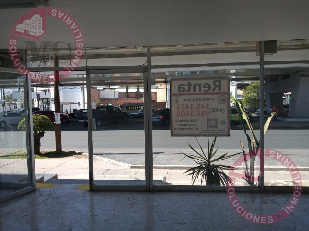 Foto Local en Renta en  Jardines de La Asunción,  Aguascalientes  Local en Renta en Edif. Piscis Planta Baja, Ags.