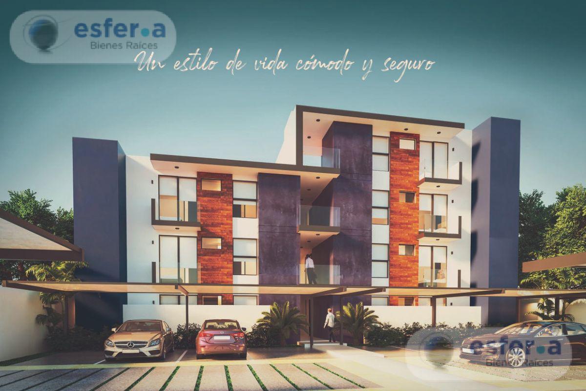 Foto Departamento en Venta en  Pueblo Cholul,  Mérida  Departamentos en venta en Merida Luxury Apartments Magnus, Cholul