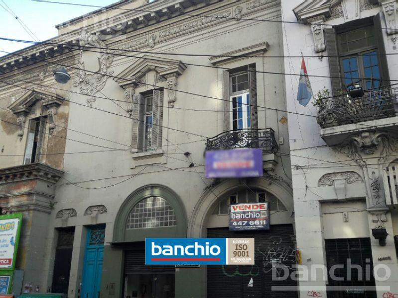 CORRIENTES al 300, Rosario, Santa Fe. Venta de Galpones y depositos - Banchio Propiedades. Inmobiliaria en Rosario