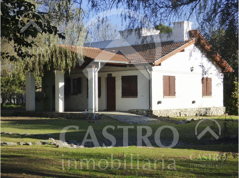 Foto Casa en Venta en  Av del Norte,  Merlo  Chalet esquina sobre Av Norte