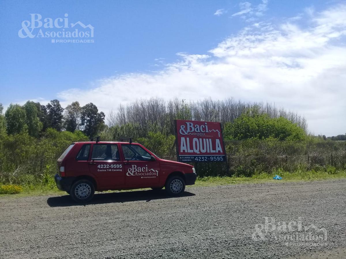 Foto Campo en Alquiler en  Tristan Suarez,  Ezeiza  Km 41 Tristan Suarez