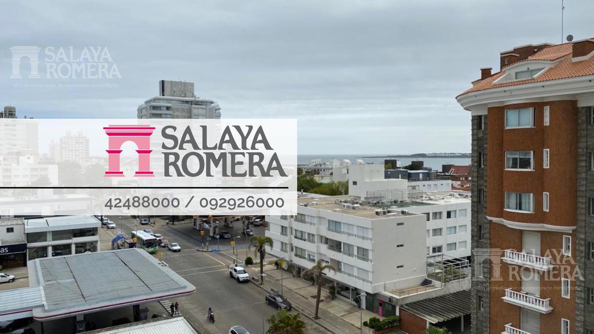 Foto Departamento en Venta en  Punta del Este ,  Maldonado  Torre Gattas al 800