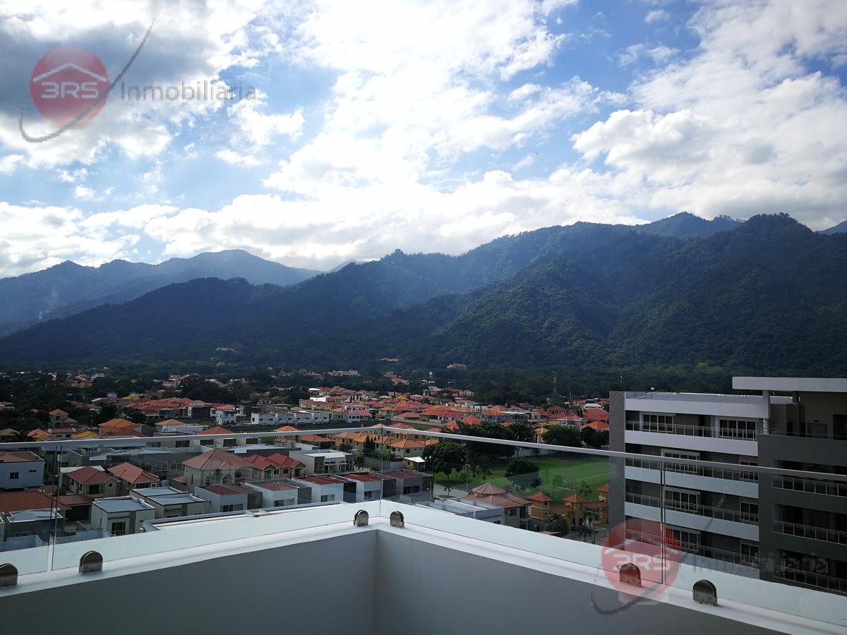 Foto Departamento en Renta en  Condominios Fontana de La Arboleda,  San Antonio de Cortés      Apartamento de tres habitaciones en renta