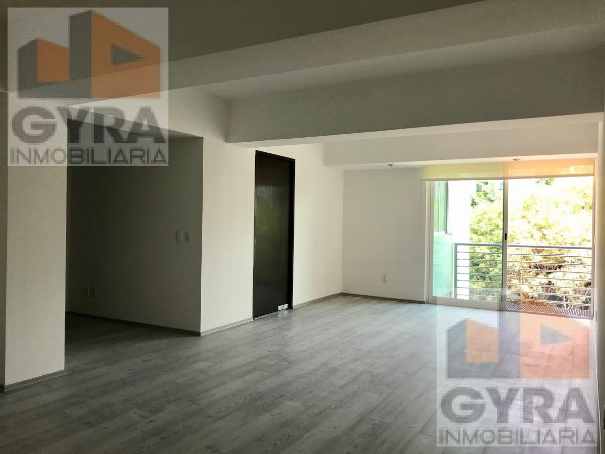 Foto Departamento en Renta en  Hipódromo Condesa,  Cuauhtémoc  Departamento en Renta, Quintana Roo, Hipódromo Condesa.