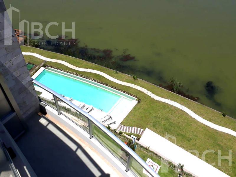 Foto Departamento en Venta en  Acqua,  Islas del Golf  Duplex en venta con excepcional vista al lago en PB. Ubicado en Acqua Golf 1 - Barrios  Islas del Golf - Nordelta
