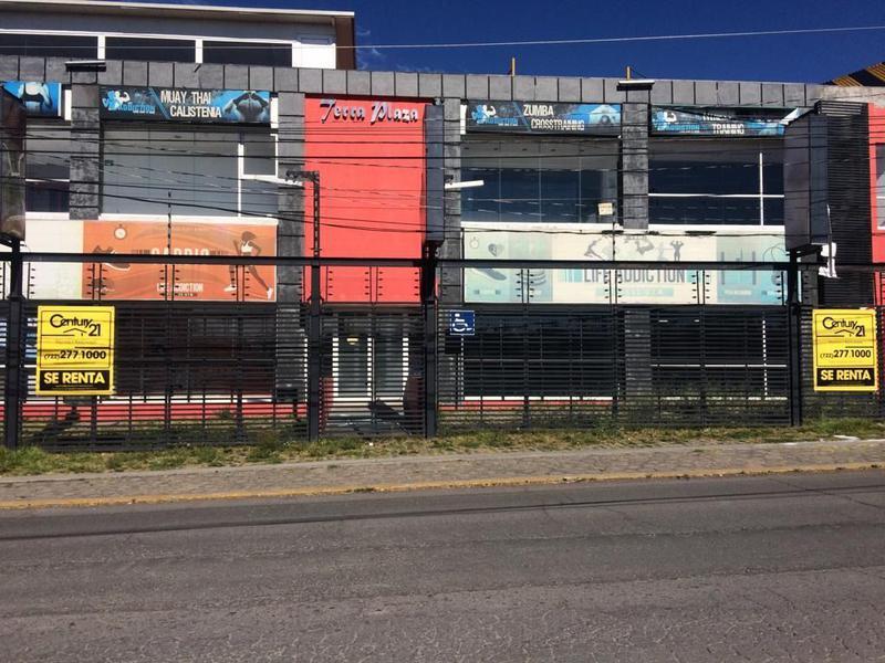 Foto Edificio Comercial en Renta | Venta en  Amomolulco,  Lerma  EDIFICIO EN VENTA O RENTA JUNTO A LOS ENCINOS