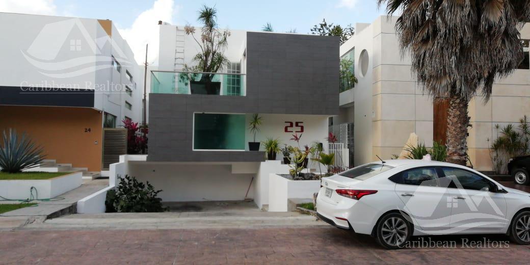 Foto Casa en Renta en  Cancún ,  Quintana Roo  Casa en renta en Cumbres Cancun