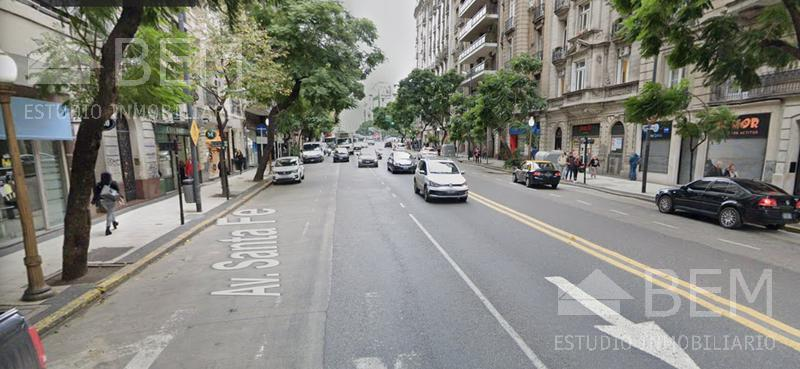 Foto Local en Alquiler en  Plaza S.Martin,  Barrio Norte  Av. Santa Fe al 900