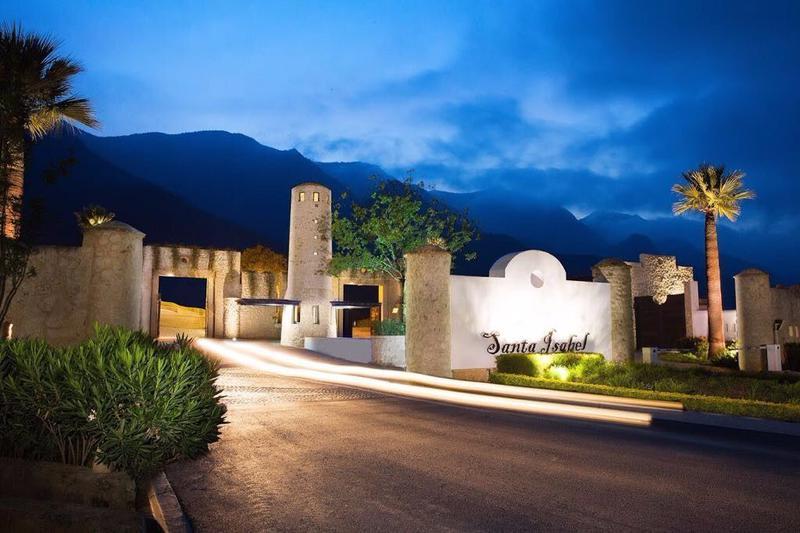 Foto Terreno en Venta en  Villa Santa Isabel,  Monterrey  TERRENO EN VENTA - COLONIA SANTA ISABEL - CARRETERA NACIONAL, NL