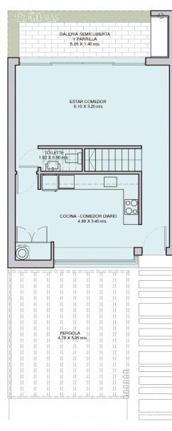 Casa en Venta en Hanami park a Venta - u$s 258.176