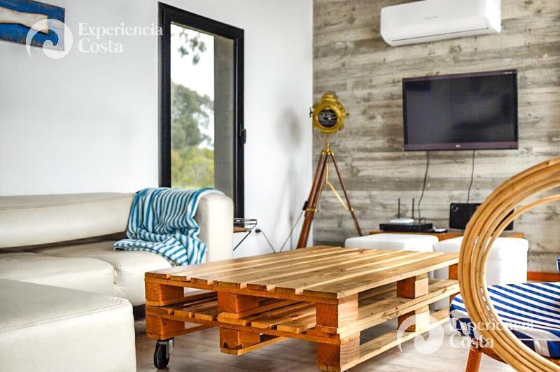 Foto Casa en Alquiler | Alquiler temporario en  Barrio Costa Esmeralda,  Pinamar  Golf II - Lote al 441