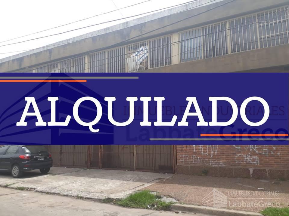 Foto Nave Industrial en Alquiler en  Jose Leon Suarez,  General San Martin  Siglo XX  1500