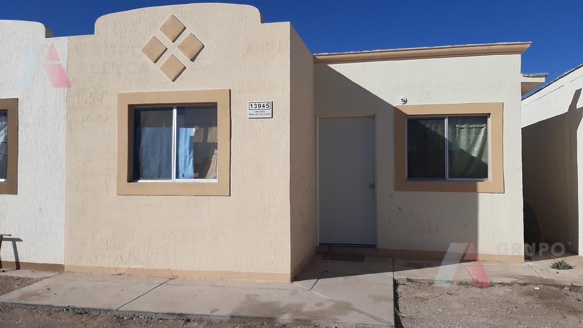 Foto Casa en Venta |  en  Plomeros,  Chihuahua  CIRCUITO REAL DE LAS LILAS No al 13900 PORTAL DEL REAL II