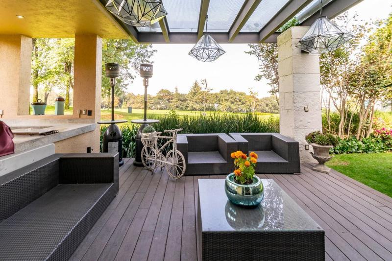 Foto Casa en Venta en  Lomas Country Club,  Huixquilucan  Espectacular residencia en VENTA en Lomas Country Club