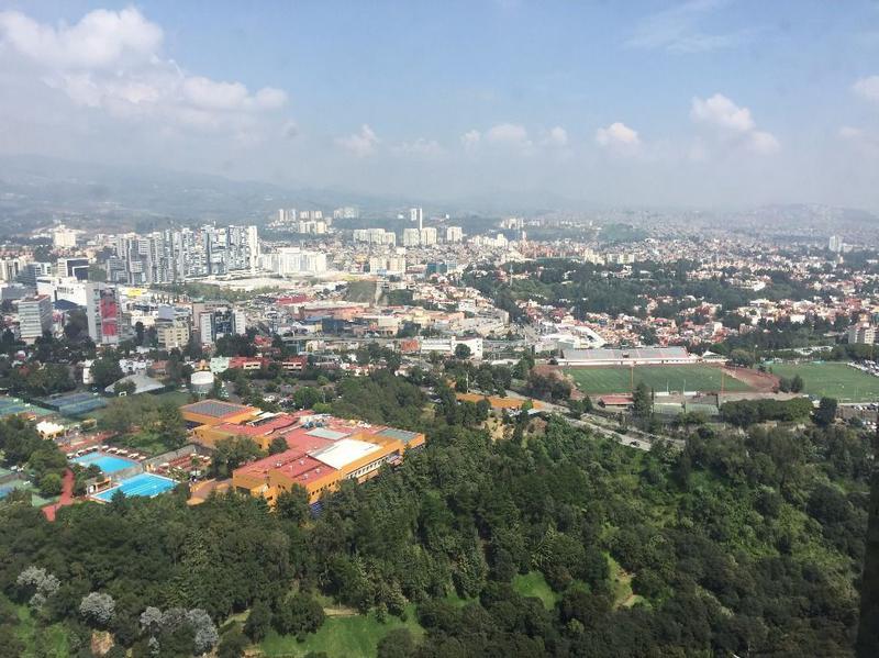 Foto Departamento en Venta en  Bosques de las Lomas,  Cuajimalpa de Morelos  SKG Asesores Inmobiliarios vende departamento en Residencial Avivia de 300 m2
