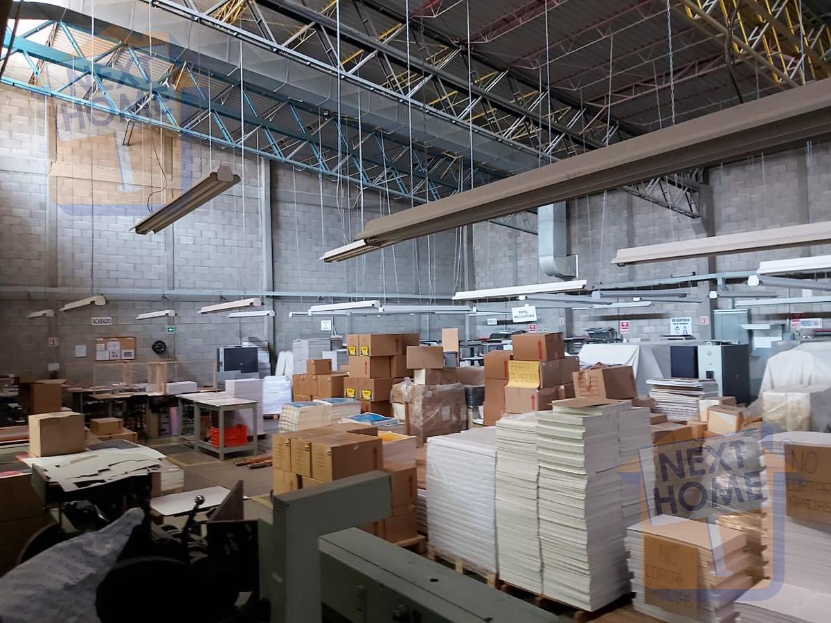 Foto Nave Industrial en Venta en  Providencia,  Azcapotzalco  VENTA NAVE INDUSTRIAL