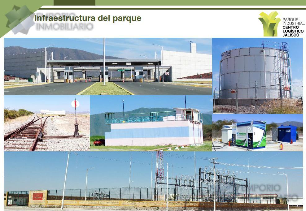 Foto Nave Industrial en Renta en  Centro Lógistico Jalisco Area Industrial,  ácatlán de Juárez  Bodega Industrial Renta CLJ BU B1 $9,600 usd Carmay E1