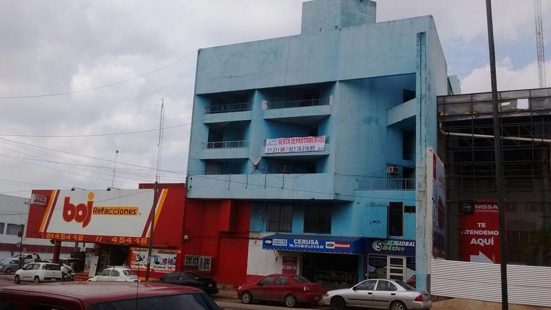 Foto Departamento en Renta en  Coatzacoalcos Centro,  Coatzacoalcos  Ignacio Zaragoza No.1902 entre Aquiles Serdan y Pino Suarez, colonia Palma Sola, Coatzacoalcos, Veracruz.