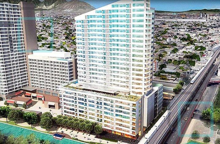 Foto Departamento en Venta en  Monterrey ,  Nuevo León  DEPARTAMENTO EN VENTA TORRE LUZIA EN LA ZONA CENTRO DE MONTERREY