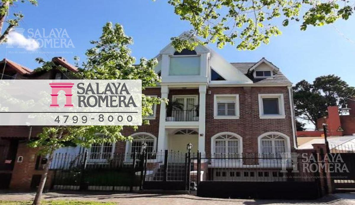 Foto Casa en Venta en  Acas.-Libert./Solis,  Acassuso  Felipe Julianes al 200