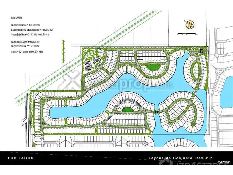 Terreno-Venta-Los Lagos-Lote al agua en Los Lagos - Nordelta