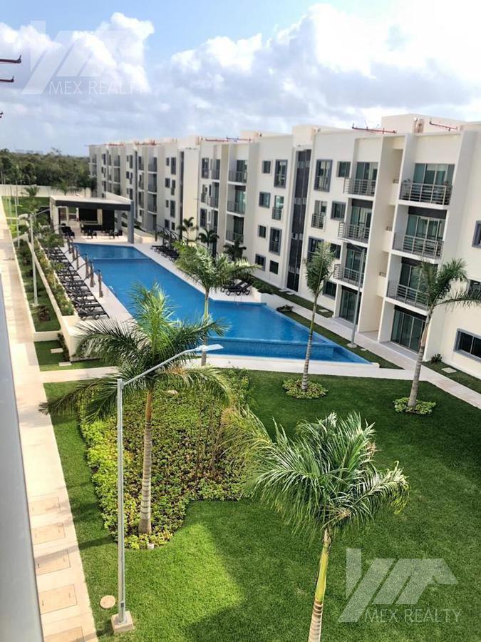 Foto Departamento en Renta en  Cancún,  Benito Juárez  RENTA DEPARTAMENTO,  EN MIDTOWN CONDOS, LONG ISLAND, AV. HUAYACAN, $15,500, CLAVE NOR12020