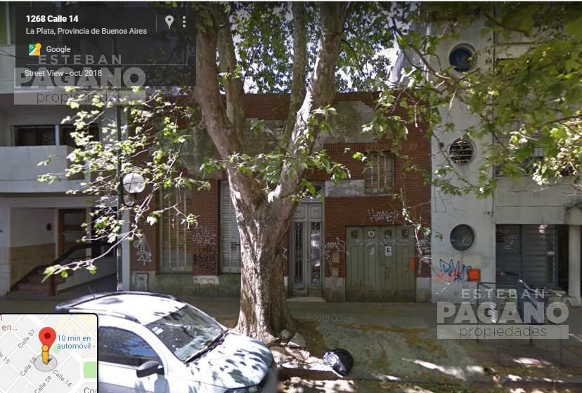 Foto Terreno en Venta en  La Plata ,  G.B.A. Zona Sur      14 e 58 y 59  n° 1268