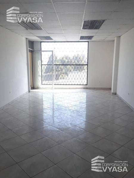 Foto Oficina en Alquiler en  Carcelén,  Quito  CARCELEN - INTERCAMBIADOR LINDA OFICINA DE RENTA 45M2