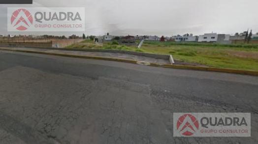 Foto Terreno en Venta en  El Mayorazgo,  Puebla  Terreno en Venta con acceso a Periférico en Colonia Acueducto San Andres Cholula Puebla
