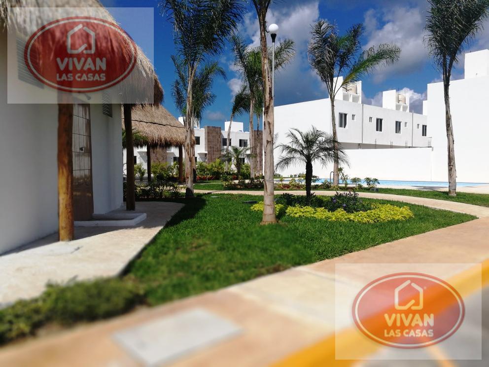 Foto Casa en condominio en Venta en  Playa del Carmen ,  Quintana Roo  FLAMBOYAN 3 REC. - PLAYA DEL CARMEN