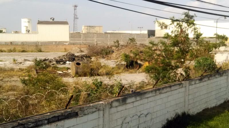 Foto Terreno en Venta en  Industrial Nogalar,  San Nicolás de los Garza  TERRENO COMERCIAL E INDUSTRIAL ACCESO A ESPUELA DE FFCC