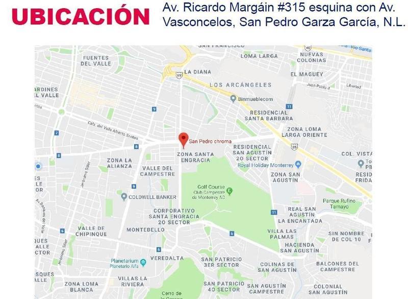 Foto Oficina en Renta en  Santa Engracia,  San Pedro Garza Garcia  LOFTS PARA OFICINAS EN RENTA, SAN PEDRO GARZA GARCÍA,N.L.