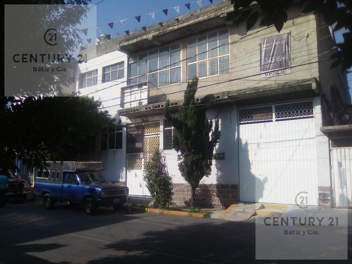 Foto Edificio Comercial en Venta en  Tabla Honda,  Tlalnepantla de Baz  LAURELES 54