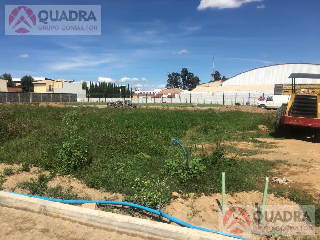 Foto Terreno en Venta en  Huejotzingo ,  Puebla   Terreno en Venta  en Fraccionamiento Monterreal San Juan Tlautla  Municipio de Huejotzingo Puebla