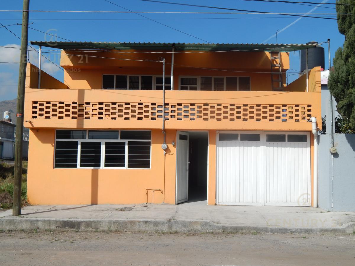 Foto Casa en Venta en  Santiago Tlaxomulco Centro,  Toluca  SUPERVISORES (FRACCIONAMIENTO JUNTA LOCAL DE CAMINOS)