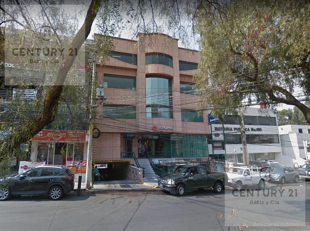 Foto Oficina en Renta en  Jardines de Satélite,  Naucalpan de Juárez  AV. FUENTES DE SATELITE al 100