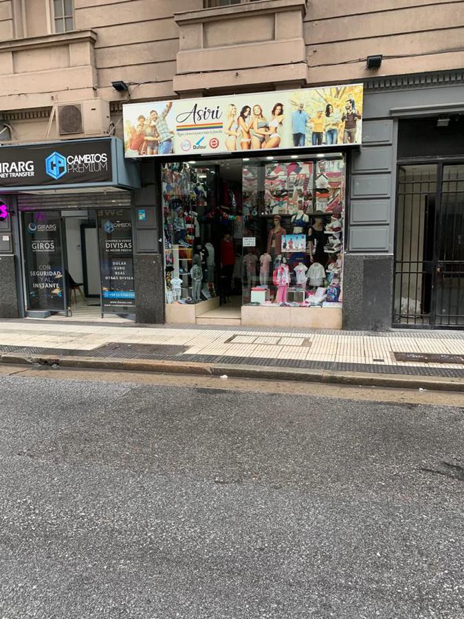 Foto Local en Alquiler en  Recoleta ,  Capital Federal  Montevideo 1088
