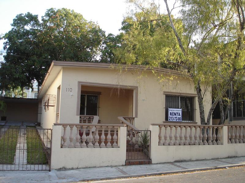 Foto Casa en Renta en  Altavista,  Tampico  CASA EN RENTA CALLE EUCALIPTO COL. ALTAVISTA, TAMPICO TAMAULIPAS