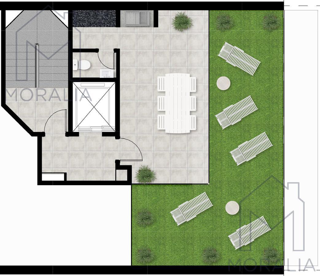 Foto Departamento en Venta en  Centro,  Rosario  Presidente Roca 1160 - Unidad 05-02 - 1 Dormitorio