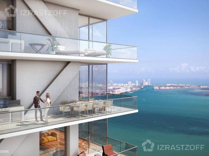 Departamento-Venta-Miami-dade-brickell avenue 1400