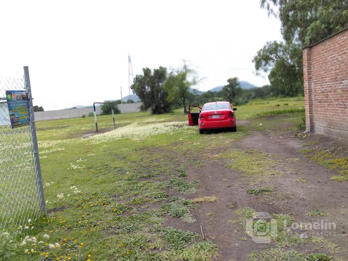 Foto Terreno en Venta en  Tepetlaoxtoc de Hidalgo,  Tepetlaoxtoc  TEPETLAOXTOC, ESTADO DE MÉXICO, BARRIO LA ASUNCIÓN CALLE CUAPLATONCO S/N