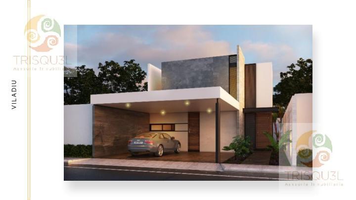 Foto Casa en Venta en  Pueblo Cholul,  Mérida  Casa en Venta  Cholul Viladiu, Mérida Yucatán
