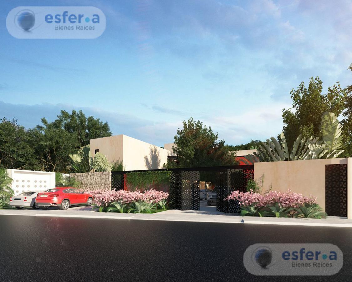 Foto Departamento en Venta en  Fraccionamiento Montebello,  Mérida  Heleka Condos, departamento en venta al norte de Merida