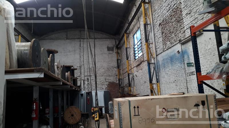 AV. FRANCIA al 3800, Rosario, Santa Fe. Alquiler de Galpones y depositos - Banchio Propiedades. Inmobiliaria en Rosario
