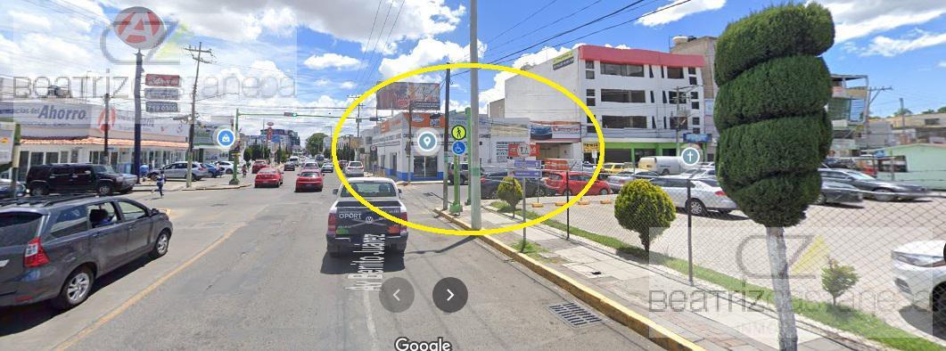 Foto Local en Renta en  Pachuca ,  Hidalgo  AV. JUARES ESQ FCO. GONZALEZ BOCANEGRA