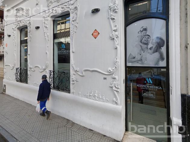 LAPRIDA al 800, Rosario, Santa Fe. Alquiler de Comercios y oficinas - Banchio Propiedades. Inmobiliaria en Rosario