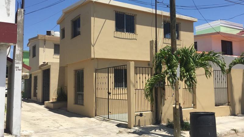 Foto Casa en Renta en  Ampliacion Unidad Nacional (Ampliación),  Ciudad Madero  CR-258  COL. AMP. U. NACIONAL  CASA EN RENTA