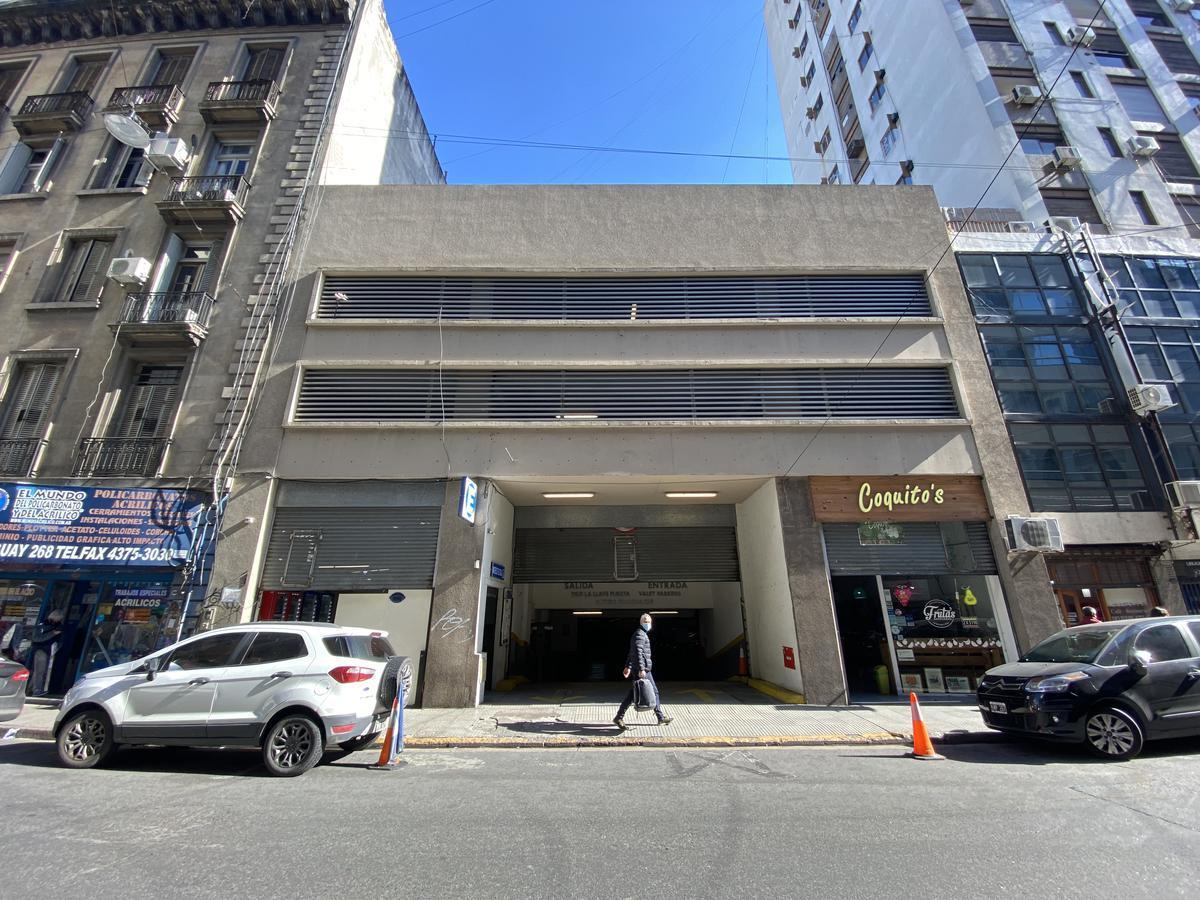 Foto Edificio Comercial en Venta en  Congreso ,  Capital Federal  uruguay 270