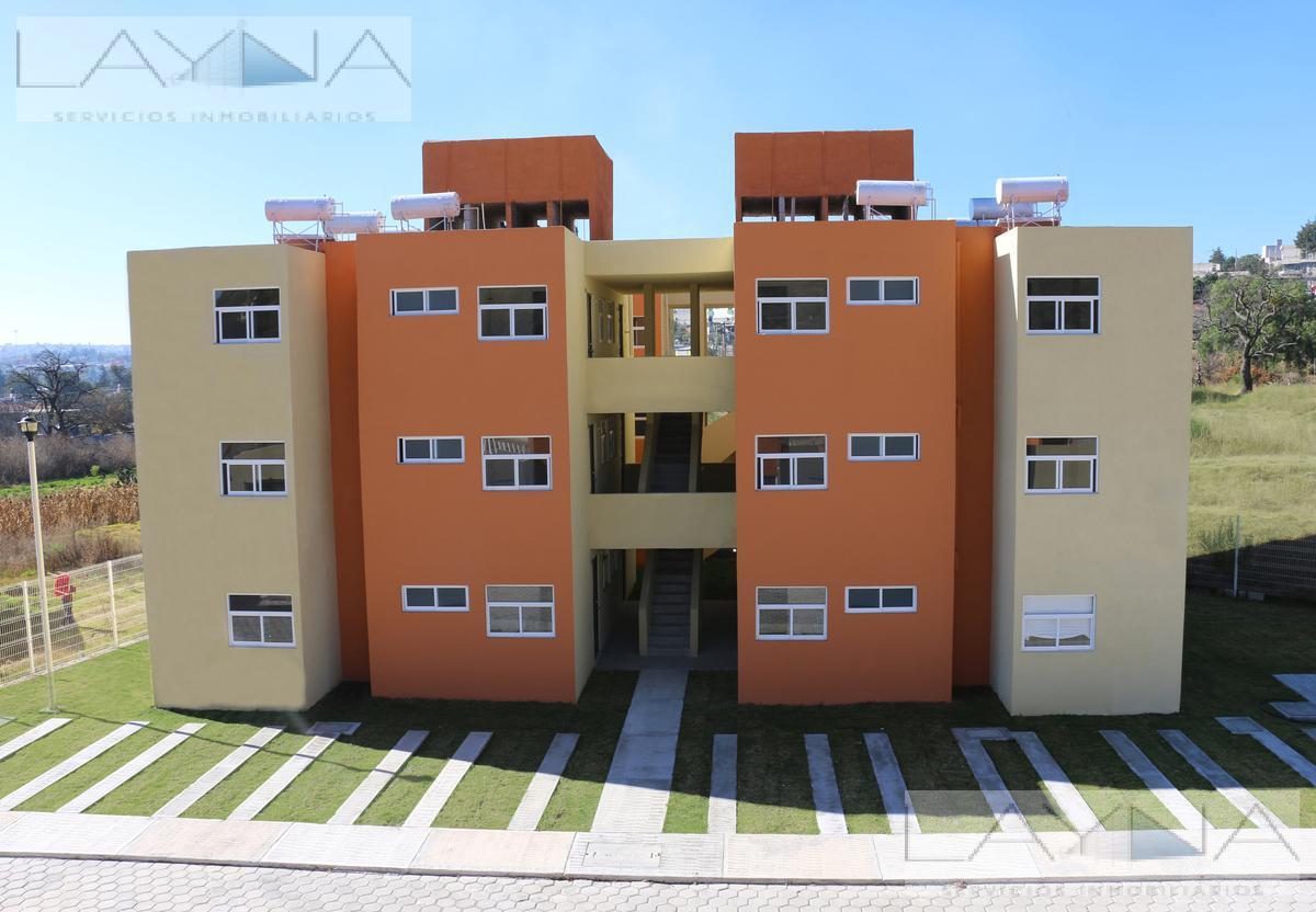 Foto Departamento en Renta en  Pueblo San Esteban Tizatlan,  Tlaxcala  Calle Juárez #16, Tizatlán, Tlaxcala, Tlax; C.P. 90100