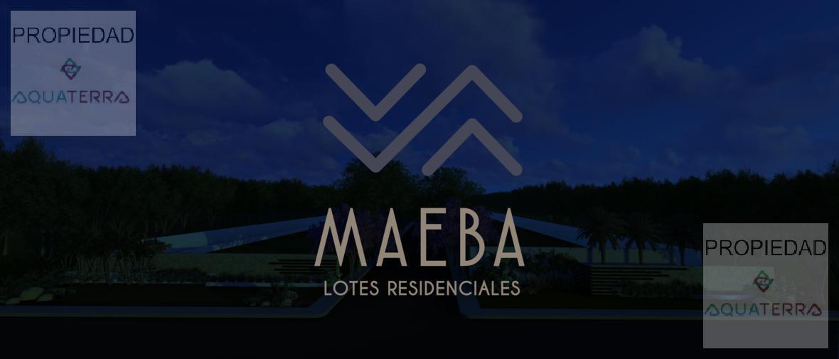 MAEBA Lotes Residenciales ubicados en Conkal